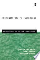 Community Health Psychology