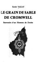 Le grain de sable de Cromwell