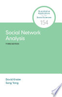 Social Network Analysis Book