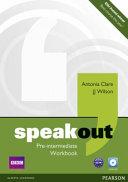 Speakout Pre Intermediate Workbook