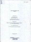 Toxicological Profile For Asbestos