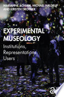 Experimental Museology Book