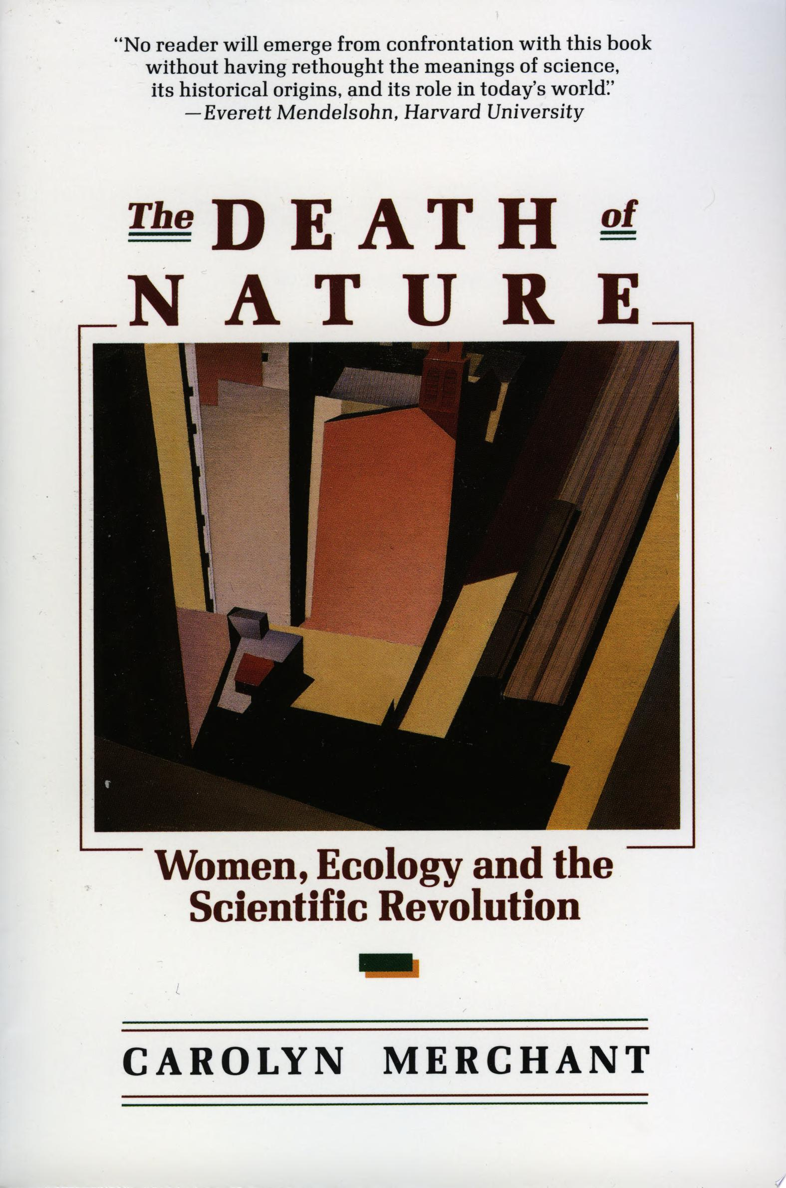 The Death of Nature