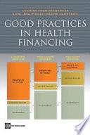 Good Practices In Health Financing Book PDF