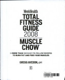 Men s Health Total Fitness Guide 2008 Muscle Chow Book