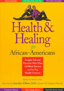 Health and Healing for African Americans