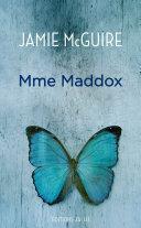 Mme Maddox ebook