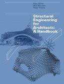 Pdf Structural Engineering for Architects Telecharger