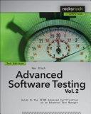 Advanced Software Testing