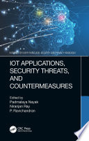 IoT Applications  Security Threats  and Countermeasures