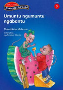 Books - Umuntu ngumuntu ngabantu | ISBN 9780195992403