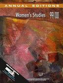 Women s Studies  1999 2000