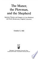 The Manor  the Plowman  and the Shepherd