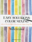 Easy Solutions Color Mixing Watercolor