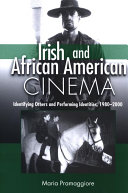 Pdf Irish and African American Cinema