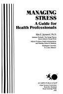 Managing Stress Book PDF
