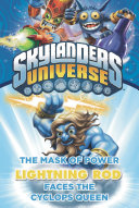 The Mask of Power: Lightning Rod Faces the Cyclops Queen #3