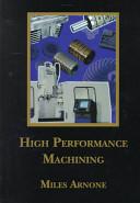 High Performance Machining