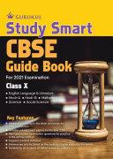 Study Smart Guide Book: CBSE Class 10 for 2021 Examination Pdf/ePub eBook