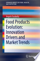 New Food Products  Evolution  Innovation Rate  and Market Penetration Book