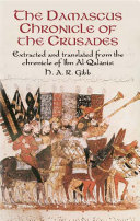 Pdf The Damascus Chronicle of the Crusades