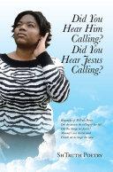 Did You Hear Him Calling  Did You Hear Jesus Calling
