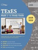 TExES Math 7-12 Study Guide 2018-2019