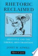 Rhetoric Reclaimed Book PDF