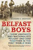 Belfast Boys Pdf/ePub eBook