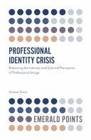 Professional Identity Crisis [Pdf/ePub] eBook