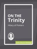 On the Trinity [Pdf/ePub] eBook