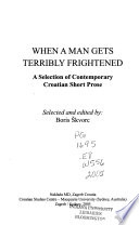 When a Man Gets Terribly Frightened
