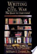 Writing the Civil War