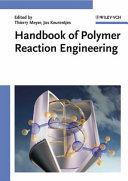 Handbook Of Polymer Reaction Engineering Book PDF