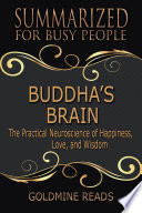 BUDDHA S BRAIN   Summarized for Busy People Book