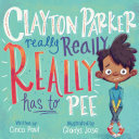Clayton Parker Really Really REALLY Has to Pee