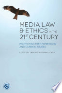 Media Law and Ethics in the 21st Century Book
