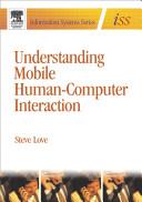 Understanding Mobile Human computer Interaction Book