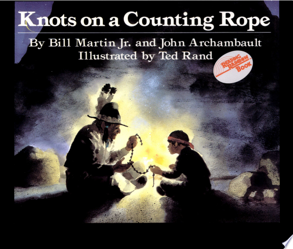 Knots on a Counting Rope read by Bonnie Bartlett & William Daniels