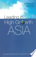 Leading in High Growth Asia