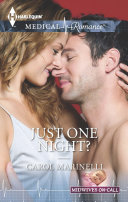 Just One Night? Book