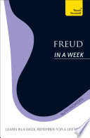 Freud In A Week Teach Yourself