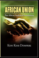 African Union Pan African Analytical Foundations