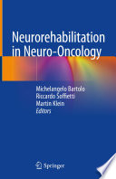 Neurorehabilitation in Neuro Oncology Book