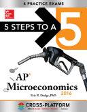 5 Steps to a 5 AP Microeconomics 2016  Cross Platform Edition