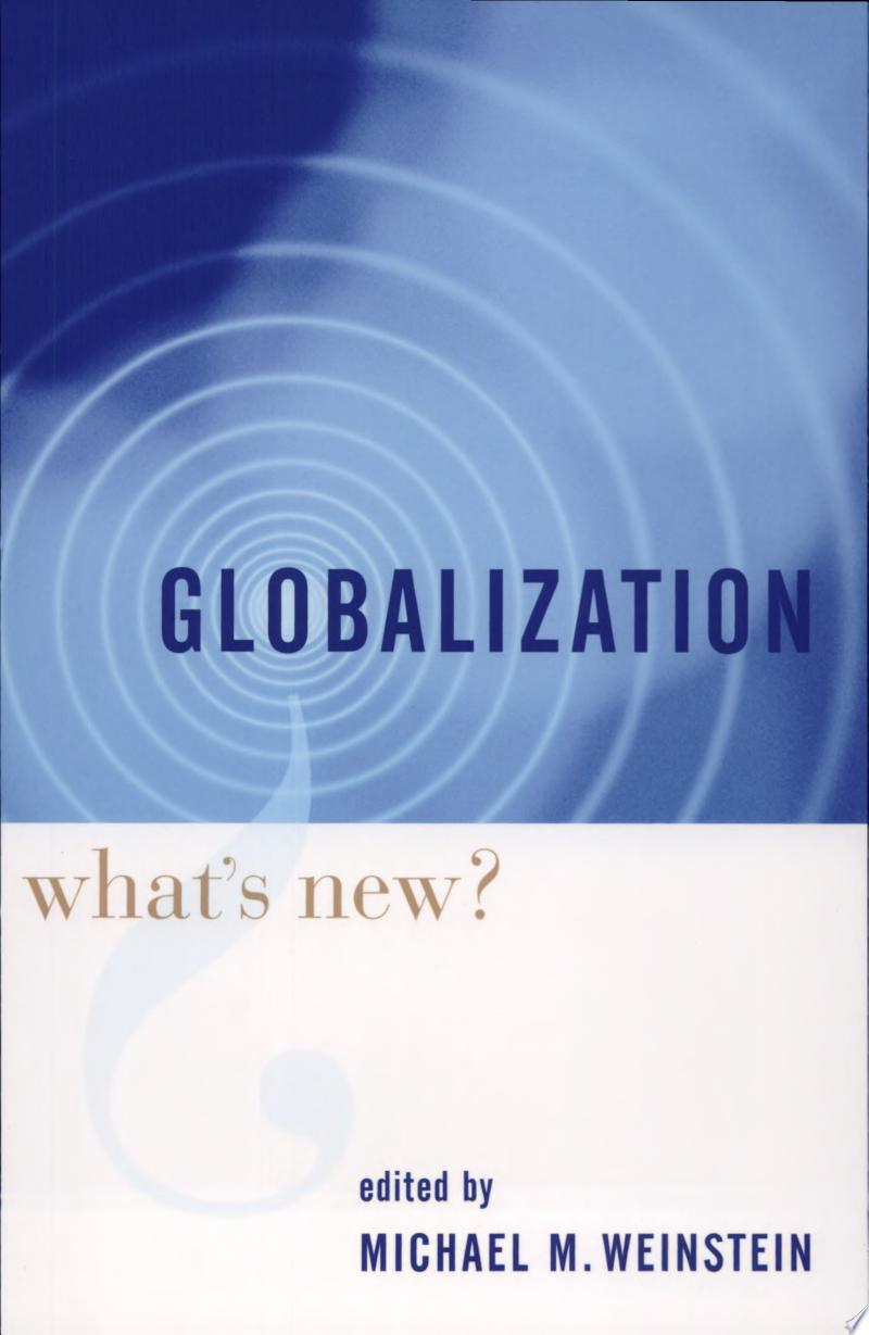 Globalization banner backdrop
