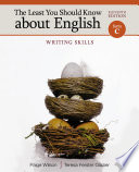 The Least You Should Know About English  Writing Skills  Form C Book