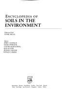 Encyclopedia of soils in the environment