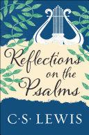 Reflections on the Psalms Pdf/ePub eBook