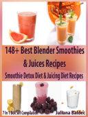 148+ Healthy Green Recipes, Vegetable & Fruit Blender Recipes